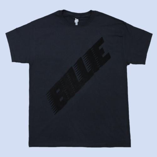 Billie Eilish: BLACK BILLIE TEE