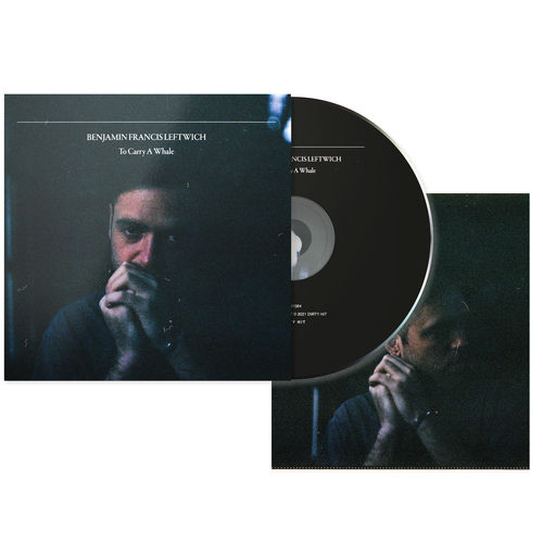 Benjamin Francis Leftwich: To Carry A Whale CD & Signed Art Card