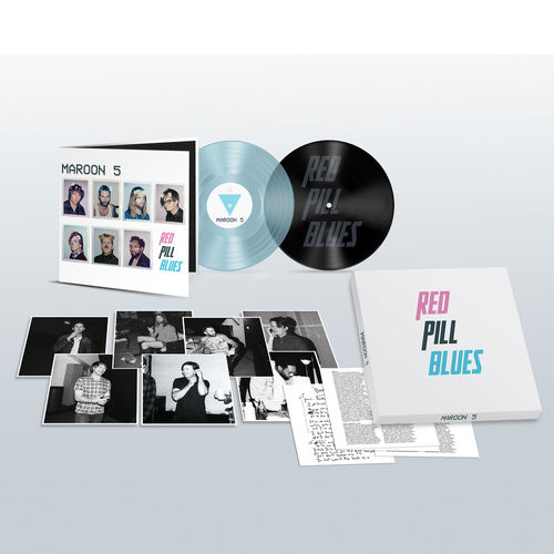Maroon 5: Red Pill Blues Limited Edition Vinyl Boxset