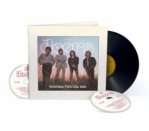 The Doors: Waiting For The Sun: 50th Anniversary Deluxe Edition (LP + 2CD)