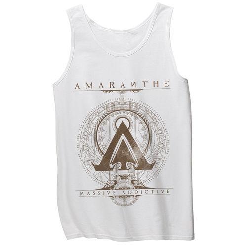 Amaranthe: Amaranthe White Vest