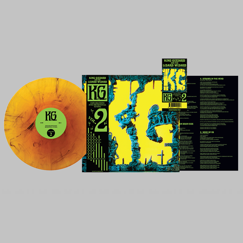 King Gizzard & The Lizard Wizard: K.G.: Honeycomb Edition