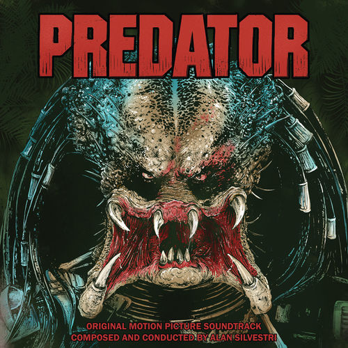 Alan Silverstri: Predator: Original Motion Picture Soundtrack: Exclusive  'Ugly Mother******' Pink with Brown Splatter Vinyl Edition