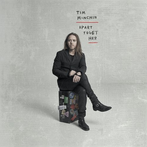 Tim Minchin: Apart Together: Gatefold Translucent Red Vinyl