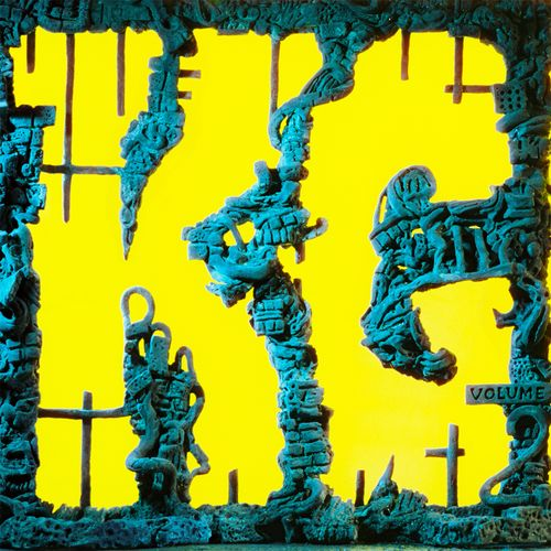 King Gizzard & The Lizard Wizard: K.G: CD