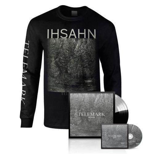 Ihsahn: Telemark CD, Vinyl, Longsleeve T-Shirt Bundle