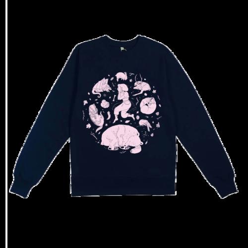 aurora: Hibernation Sweater