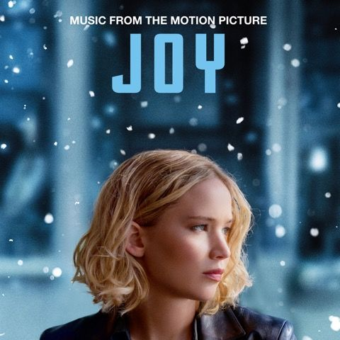 Various Artists: Joy: Music From The Motion Picture - Blue Vinyl
