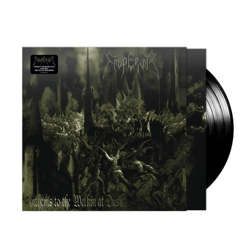 Emperor: Anthems To The Welkin At Dusk 140gram Vinyl