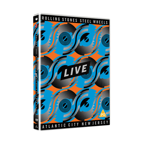 The Rolling Stones: Steel Wheels Live DVD