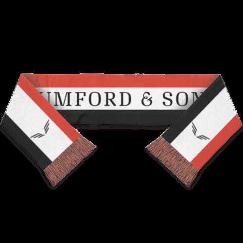 Mumford & Sons : Mumford Football Scarf