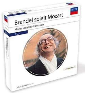 Alfred  Brendel: Brendel spielt Mozart