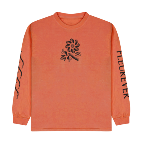 Jazz Cartier: Godflower Orange L/S