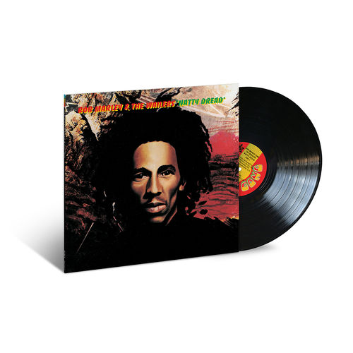 Bob Marley and The Wailers: Natty Dread: Exclusive Tuff Gong Pressing