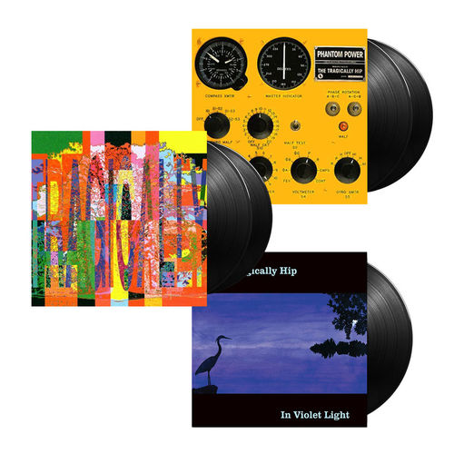The Tragically Hip: Essential Vinyl Bundle - Vol. 3