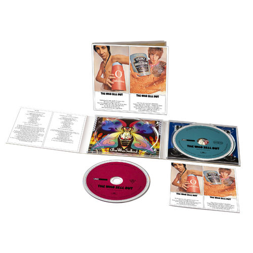 The Who: The Who Sell Out 2CD