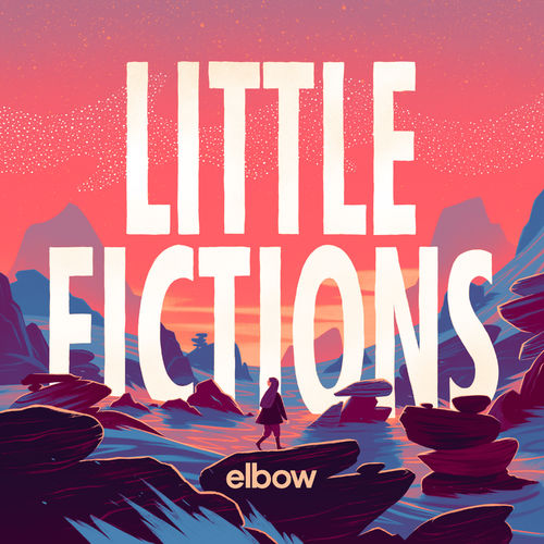 Elbow: Little Fictions CD Album