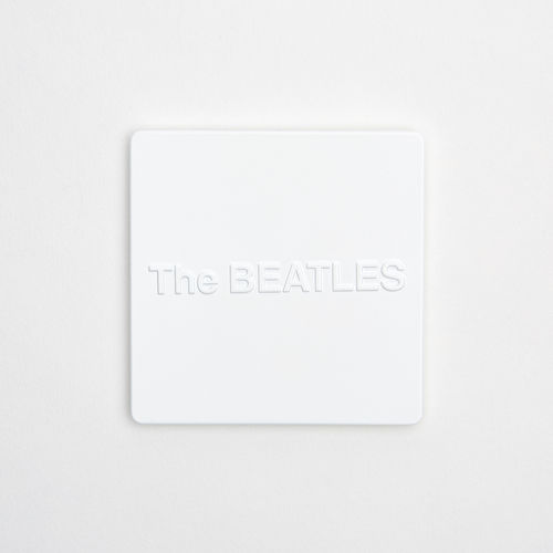 Abbey Road Studios: The Beatles White Album Magnet