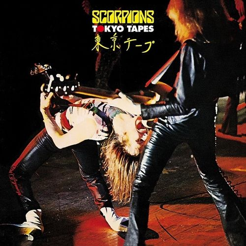 Scorpions: Tokyo Tapes: 50th Anniversary Deluxe Edition