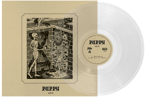 Puppy: Vol II Clear Vinyl
