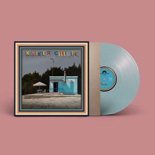 Kaiser Chiefs: Duck Exclusive Ice Blue Vinyl