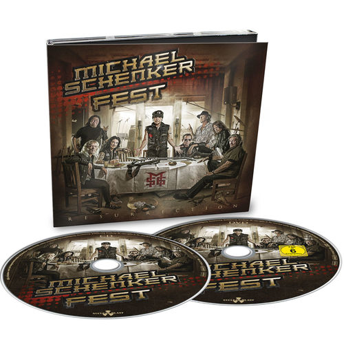 Michael Schenker Fest: Resurrection Digipack