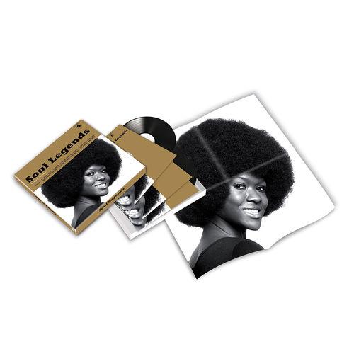Various Artists: Soul Legends – The Best of Soul Music