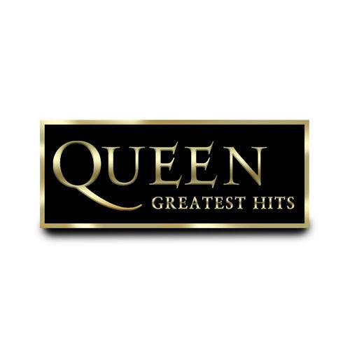 Queen: Collectors Greatest Hits Pin Badge