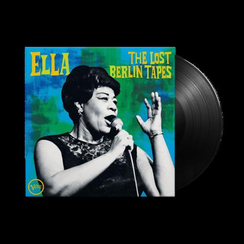 Ella Fitzgerald: ELLA: THE LOST BERLIN TAPES
