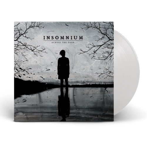 Insomnium: Across The Dark (Transparent Silver Vinyl)