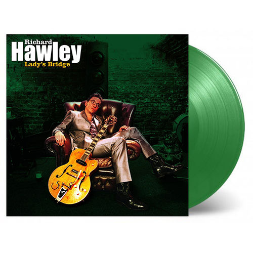 Richard Hawley: Lady's Bridge: Limited Edition Green Coloured Vinyl