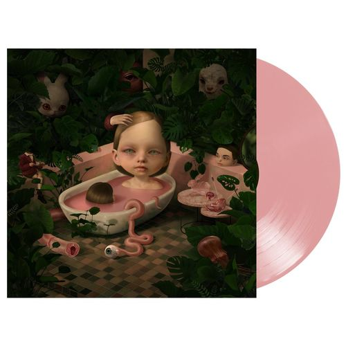 Sleep Party People: Lingering Pt. II: Limited Edition Pink Vinyl