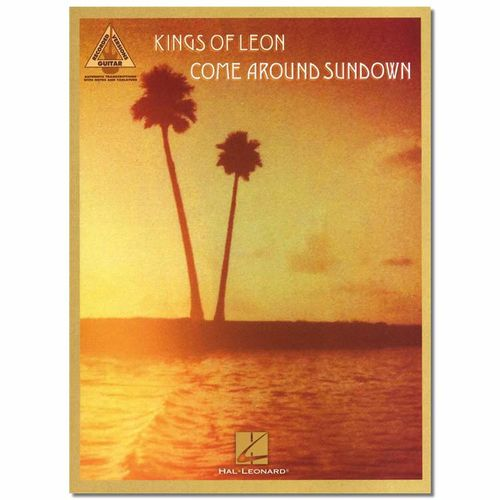 Kings Of Leon: Come Around Sundown (Guitar Tab) (Paperback)