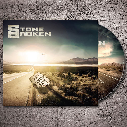 Stone Broken: Ain't Always Easy Deluxe Version Bonus Tracks CD