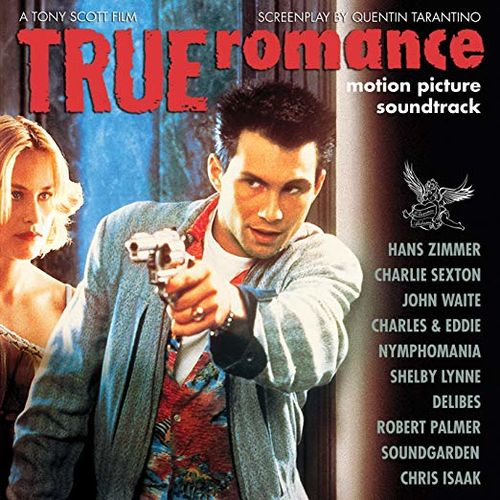 Various Artists: True Romance: Motion Picture Soundtrack: Limited 25th Anniversary Clear With White Splatter Vinyl Edition