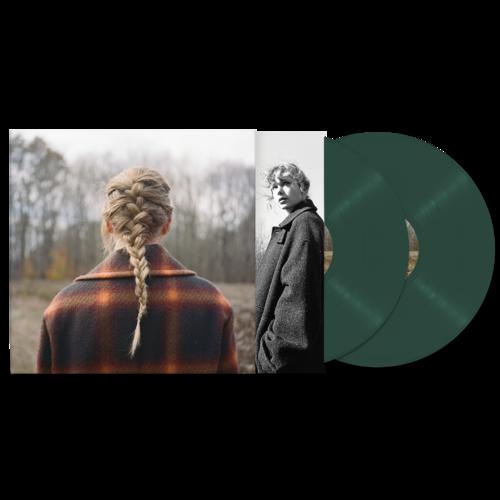 Taylor Swift: evermore album deluxe edition vinyl
