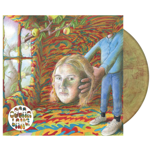 Oscar Lang: Hand Over Your Head vinyl