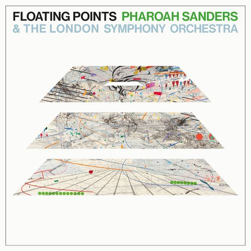 Floating Points: Promises: 140gm Black Vinyl in Die-Cut Gatefold Sleeve