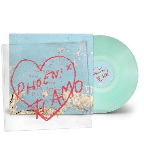 Phoenix: Ti Amo (Clear Vinyl)