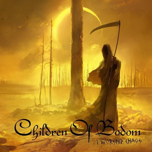 Children Of Bodom: I Worship Music: Picture Disc