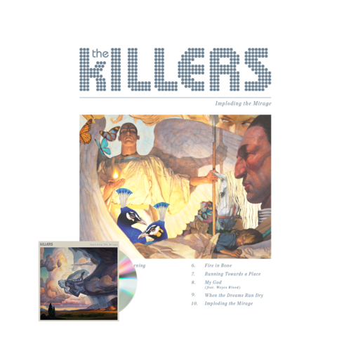 The Killers: ITM Poster + CD