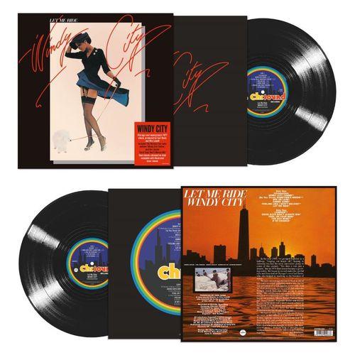 Windy City: Let Me Ride (140g Black Vinyl)