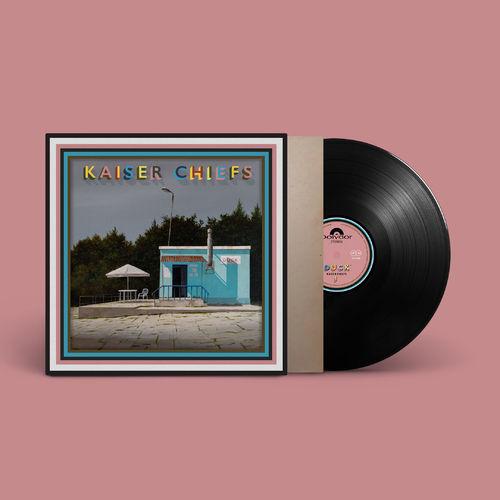 Kaiser Chiefs: Duck Standard Black Vinyl