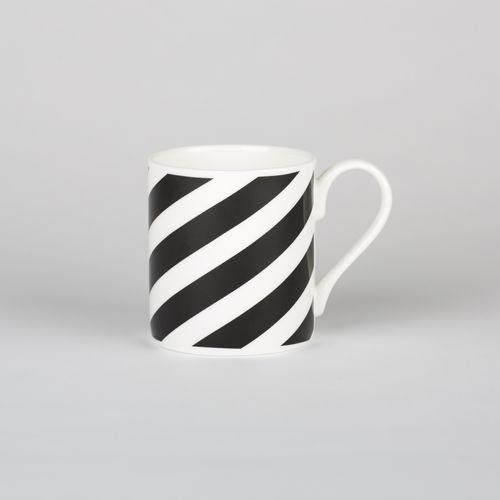 Abbey Road Studios: Abbey Road Diagonal Stripe Mug