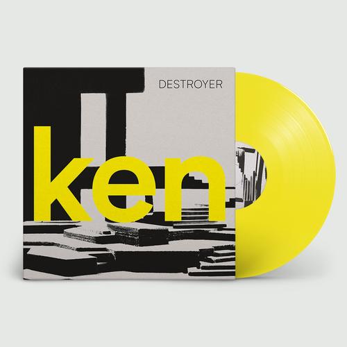 Destroyer: ken: Yellow Vinyl + 7