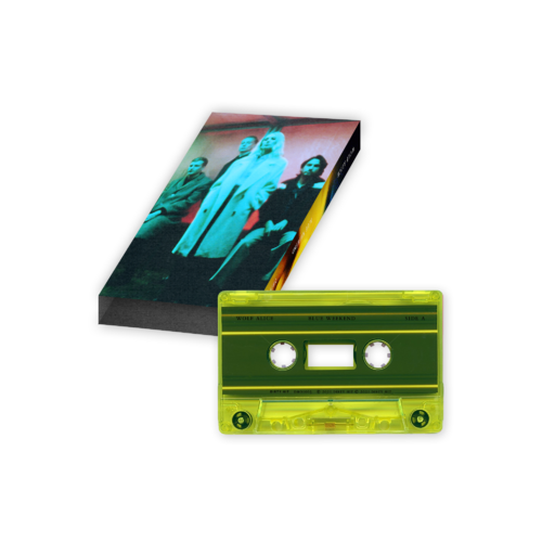 Wolf Alice: Blue Weekend Transparent Yellow Tape 4