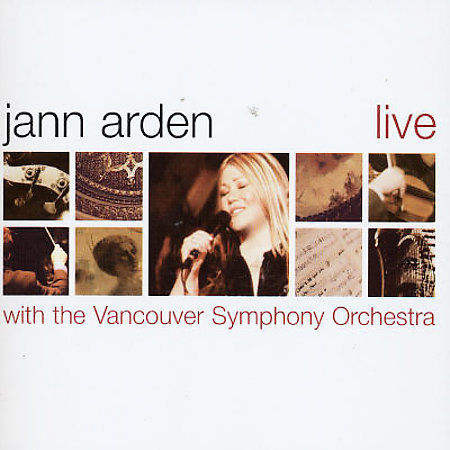 Jann Arden: Live with the Vancouver Symphony Orchestra