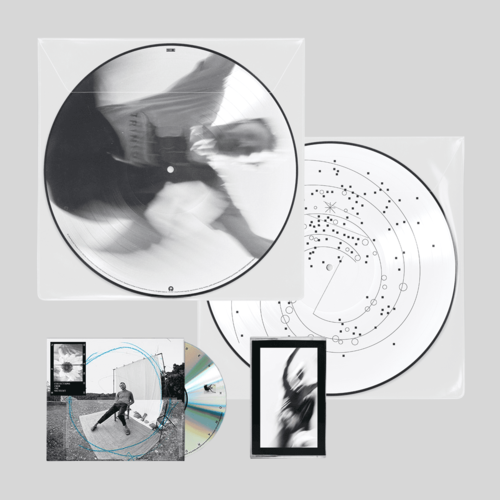 Ben Howard: COLLECTIONS FROM THE WHITEOUT: PICTURE DISC VINYL, CD + CASSETTE
