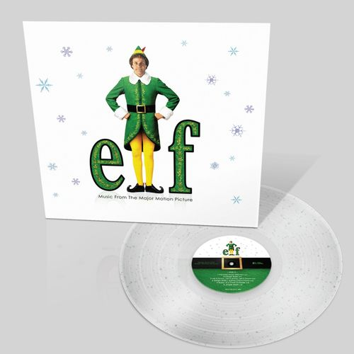 Various Artists: ELF – Limited Edition Glitter Vinyl