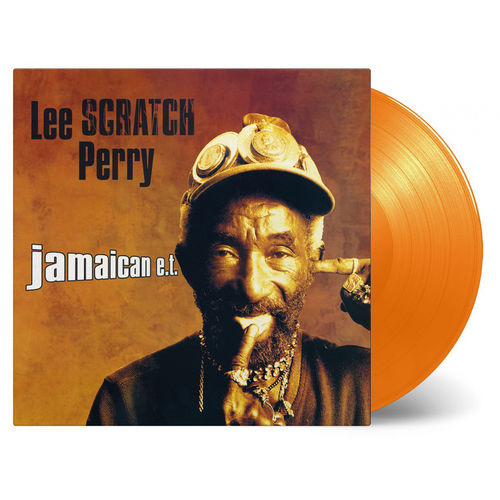 Lee Scratch Perry: Jamaican E.T.: Limited Edition Orange Vinyl